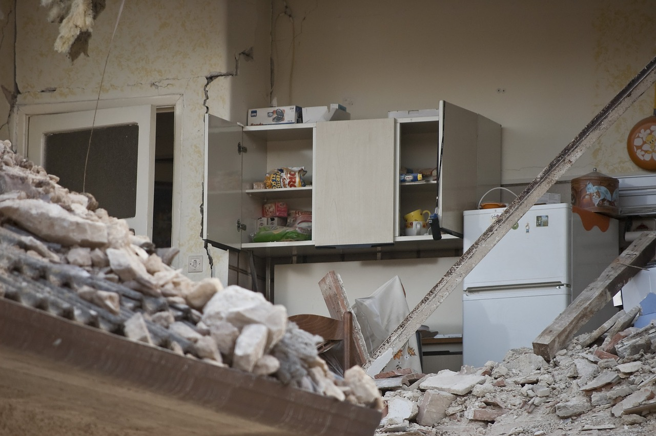 Earthquake Insurance:  Time to think about it